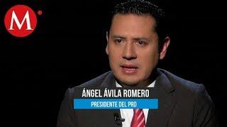 Ángel Ávila Romero, Presidente del PRD | Tragaluz YouTube Videos