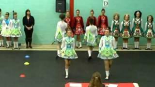 Irish Dancing - 4 Hand Jig