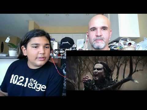 Cradle of Filth - Heartbreak And Seance [Reaction/Review]
