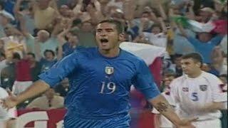 Highlights: Italia-Serbia Montenegro 1-1 (8 giugno 2005)