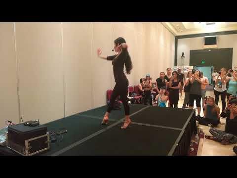 Ladies Salsa Arm Styling Workshop - TSBF2017