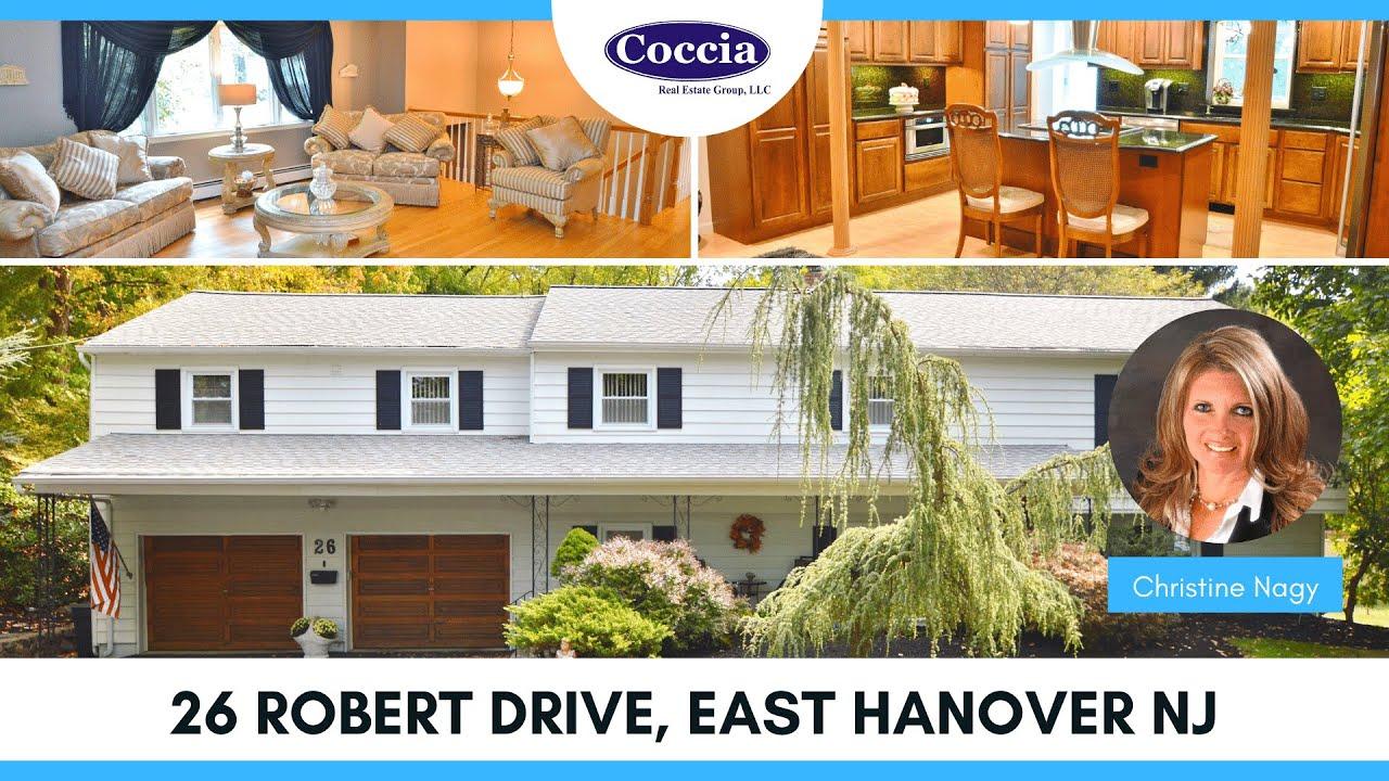 26 Robert Drive | Homes for Sale East Hanover, NJ | Morris County