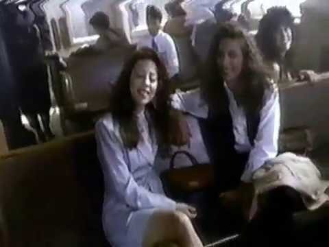 Citibank Visa commercial - 1995