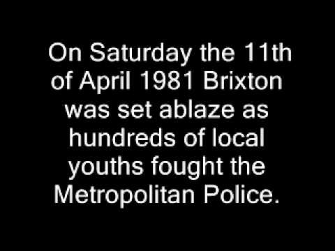 The 1981 Brixton riots remembered