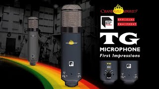 Chandler Limited TG Microphone First Impressions