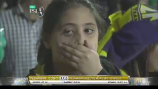 LAST OVER OF LAHORE AND ISLAMABAD 15-MATCH FULL HIGHLIGHTS  ||PSL3