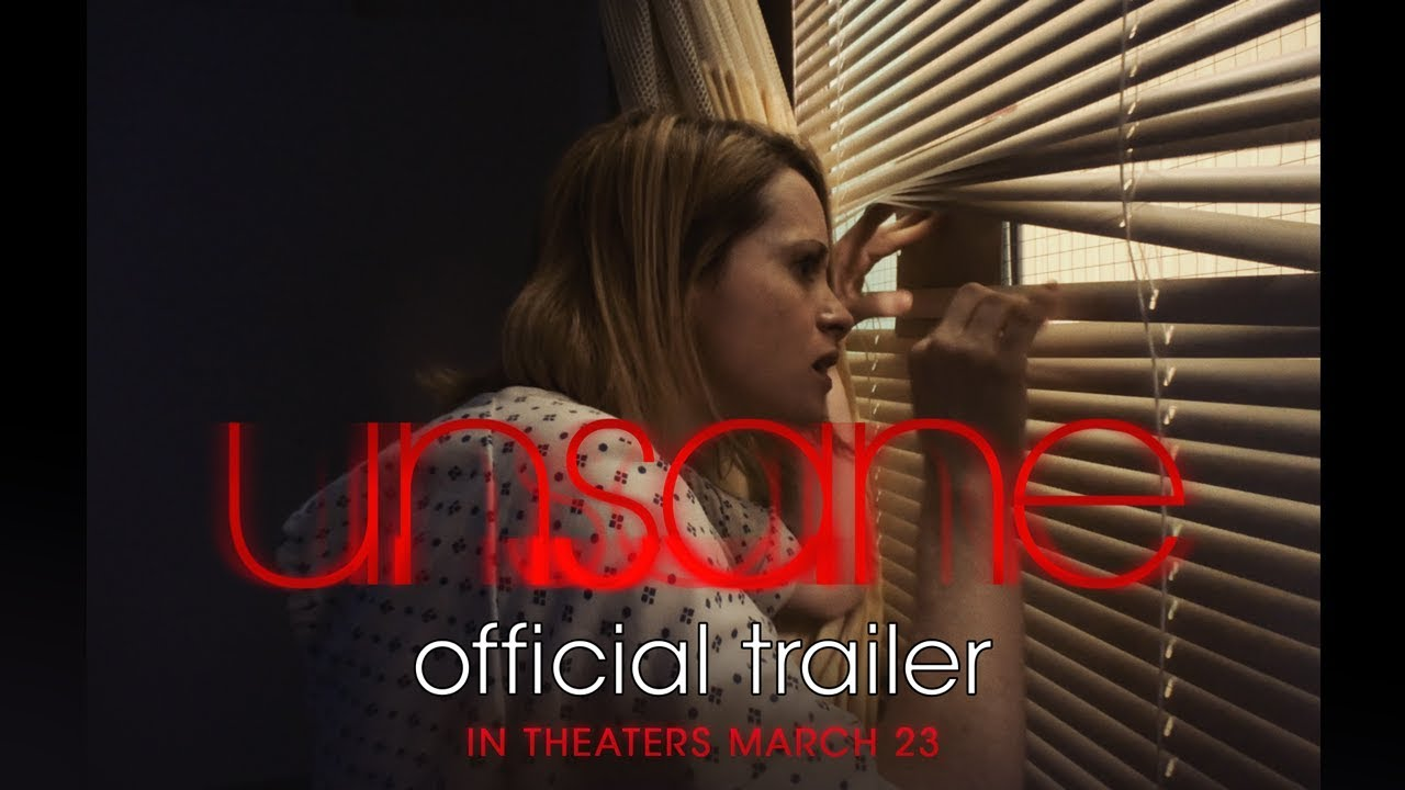 Unsane Official Trailer Youtube