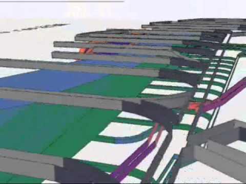 underground mining, 3D modeling