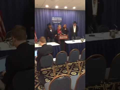 DAPL: Cheyenne River Sioux Tribe DC Press Conference 2-15-2017