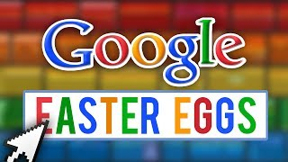 Repeat youtube video Best Easter Eggs Series - Google // Ep.61