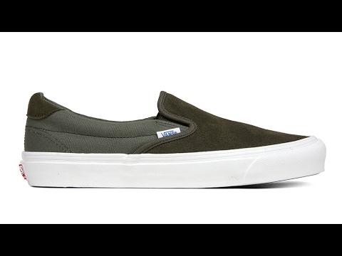dd4bae319a Shoe Review  Vans Vault Originals