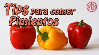 receta con pimientos morron bell peppers