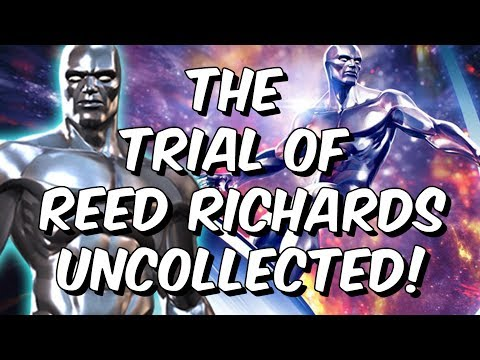 The Trial Of Reed Richards Uncollected! - Silver Surfer Event!! - Marvel Contest Of Champions