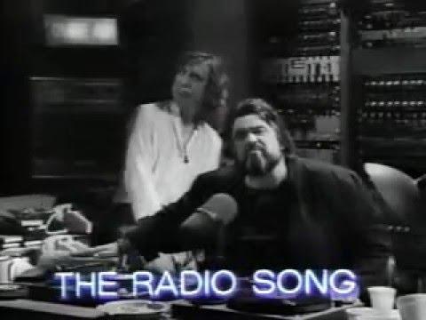 Joe Walsh  The Radio Song Video