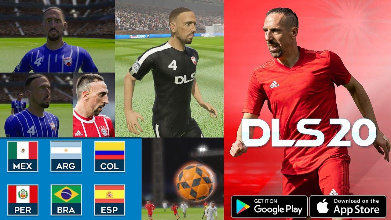 OFICIAL! Nuevas funciones y apariencias en Dream League Soccer 2020 Gran Actualización de Temporada