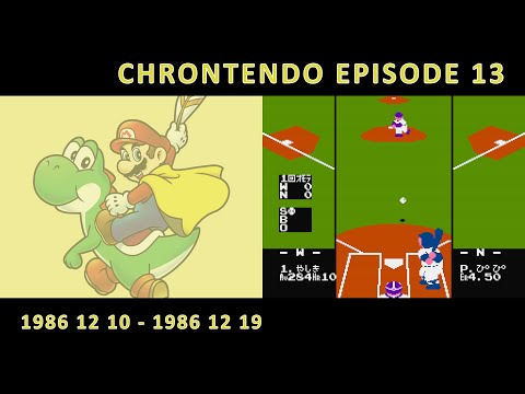 Chrontendo Episode 13