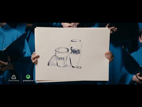 Youtube preview av filmen All plastemballasjen skal leveres i innsamlingsordningen - 15 sekunder