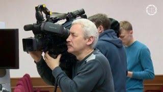 Выступление в прениях защитника Олега Кинева
