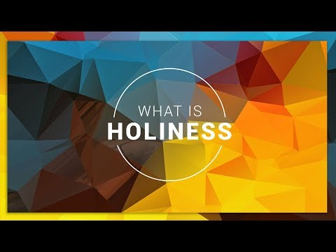 Dr. Michael Brown // What is Holiness // 2018-02-17