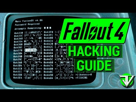 FALLOUT 4: The ULTIMATE Hacking Guide! (Everything You Need To Know About Hacking in Fallout 4)