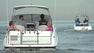 Whittley CR 2380, Trailer Boat Magazine Test 2012