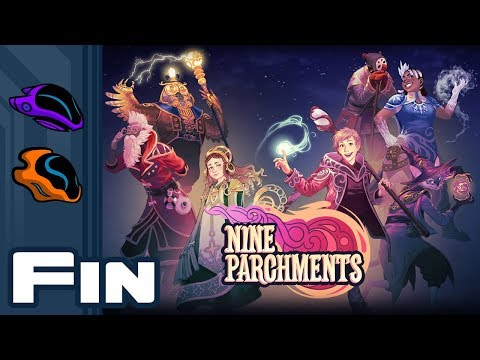 Let's Play Nine Parchments [Co-Op] - Finale - Who Are You?