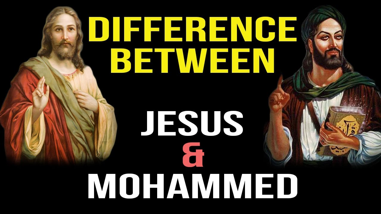 jesus and muhammed History of muhammad and jesus here is some historical information on the life of muhammad and the life of jesus you will see that both leaders were inspired to teach the word of god.