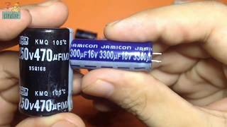 Use Capacitor as Battery
