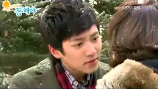 Smile Donghae - Donghae And Bongi sweet moments