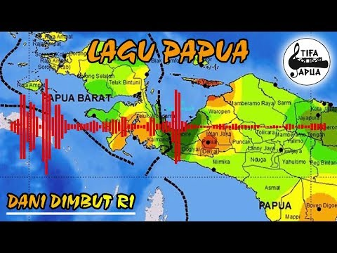 SONG OF PAPUA - DANI NIMBUT RI