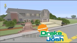 Minecraft - Drake and Josh's House Tour!