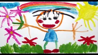 Детские рисунки.  Дети за Мир, нет войне!!!