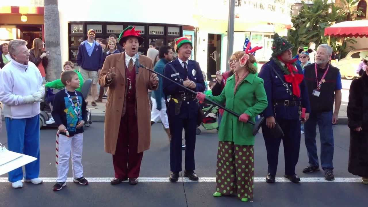 53. Hollywood Holly-day Parade