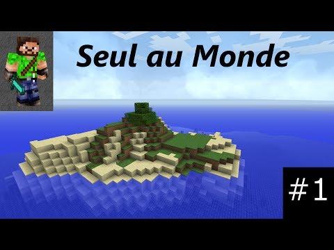 [Minecraft]Seul au monde EP1- Let's go !! poster