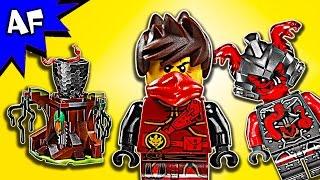 Lego Ninjago VERMILLION ATTACK 70621 Speed Build