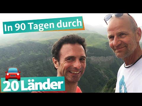 Von Deutschland nach Vietnam – 90 Tage, 20 Länder | WDR Reisen