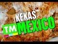 Enter Quesadilla HEAVEN at a Mexico City Cantina