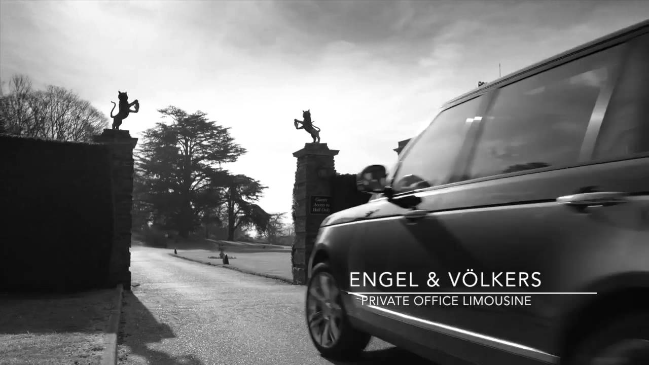 Engel & Vlkers Private Office Limousine - YouTube