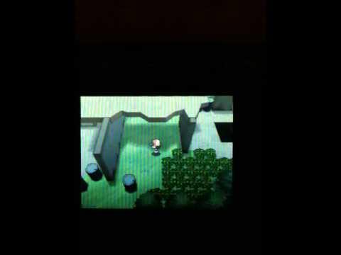 Pokemon Black/White TM75 Swords Dance And 3rd Sage Pt 1