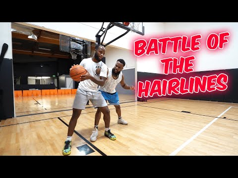 "1v1 Against Meechie ""Bald Head"" Terry! D1 Basketball Physical Game!"
