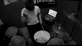 drum -cover- Blowsight – Poker Face (Lady Gaga cover)