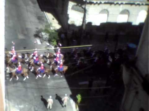 Paraguay Military Procession 2.AVI