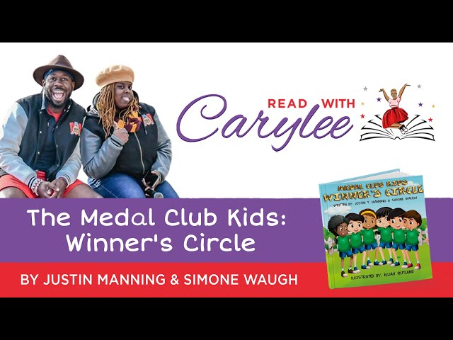 Justin Manning & Simone Waugh - The Medal Club Kids: Winner's Circle
