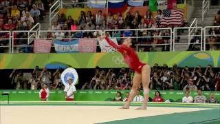 Video Aly Raisman (USA) - Rio 2016 - FX - Individual All-Around Final download MP3, 3GP, MP4, WEBM, AVI, FLV September 2017