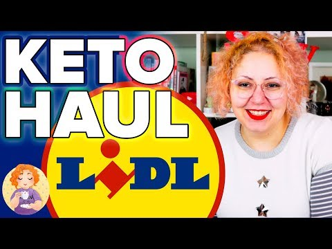 keto-lidl-grocery-shopping-haul-2019-🛒-food-list-for-low-carb-beginners-2019-#01