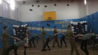 Танец Кукушка  на осенний бал