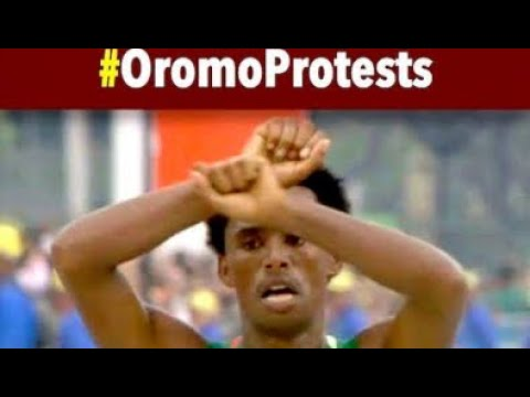 FEYISA LILESA 1st Training in oromia After Rio Olympic