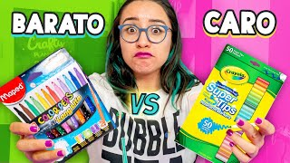 CHEAP vs EXPENSIVE Stationery Essentials for Note Taking ✂️ Craftingeek
