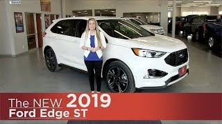 All-New 2019 Ford Edge ST - Elk River, Coon Rapids, Mpls, St Paul, St Cloud, MN | Review