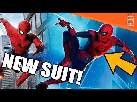 Spider-Man 2 NEW MCU Suit Revealed